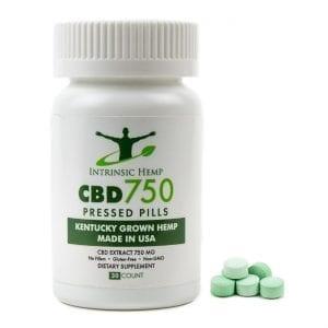 CBD Pressed Pills