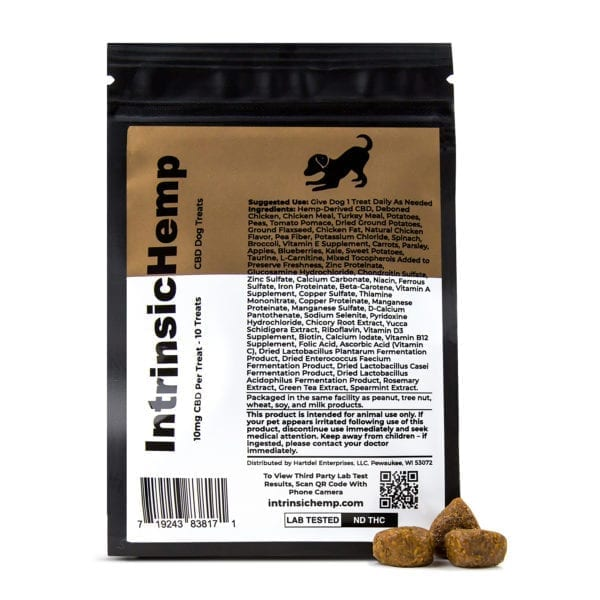 CBD Dog Treats 10mg Sample